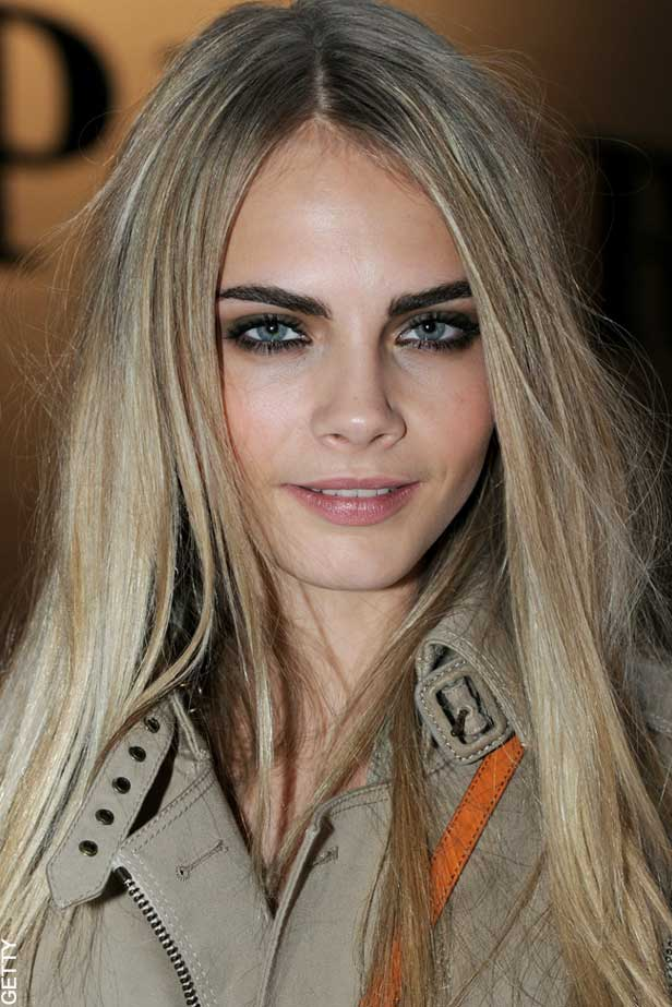 The B Spot Cara Delevingne