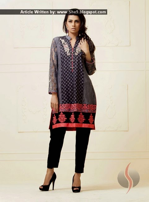 Zainab Chottani Ready to Wear Pret 2015