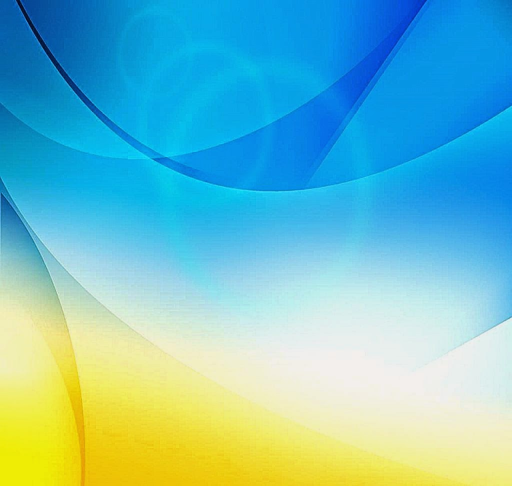 Wallpaper Hd Abstract Yellow Blue Background Wallpaper