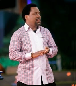 PROPHET T.B JOSHUA: WE MAKE A LIFE BY WHAT WE GIVE