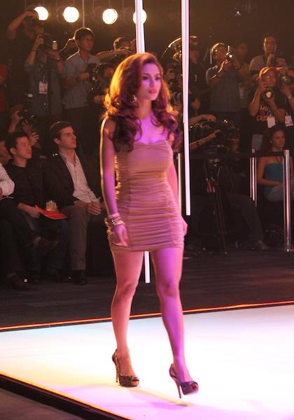 Guess Jamilla Obispo Fashion Style 2012 The Pinoy Journal
