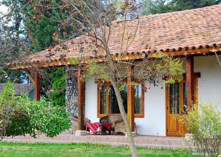 Casa de ideias e decora o eu quero uma casa no campo - Construir casa de campo ...