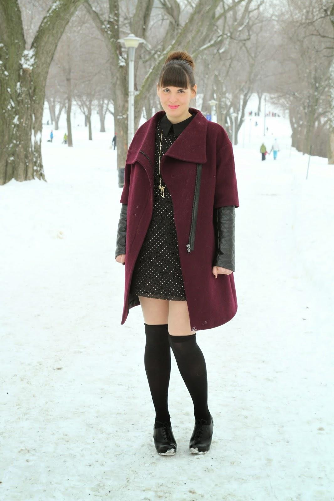 chic chic bling bling robe d 39 hiver et blanc de neige. Black Bedroom Furniture Sets. Home Design Ideas