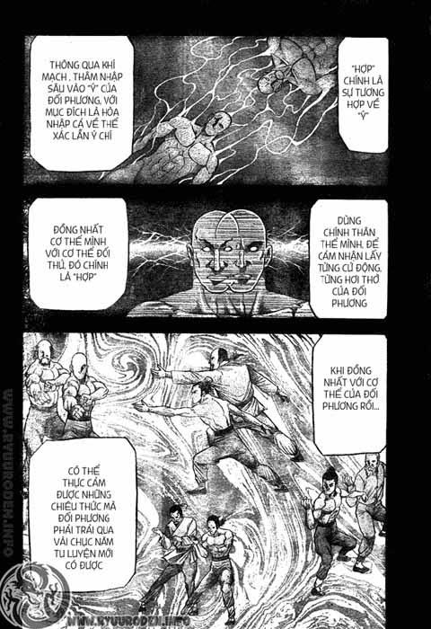 Chú Bé Rồng - Ryuuroden chap 194 - Trang 9