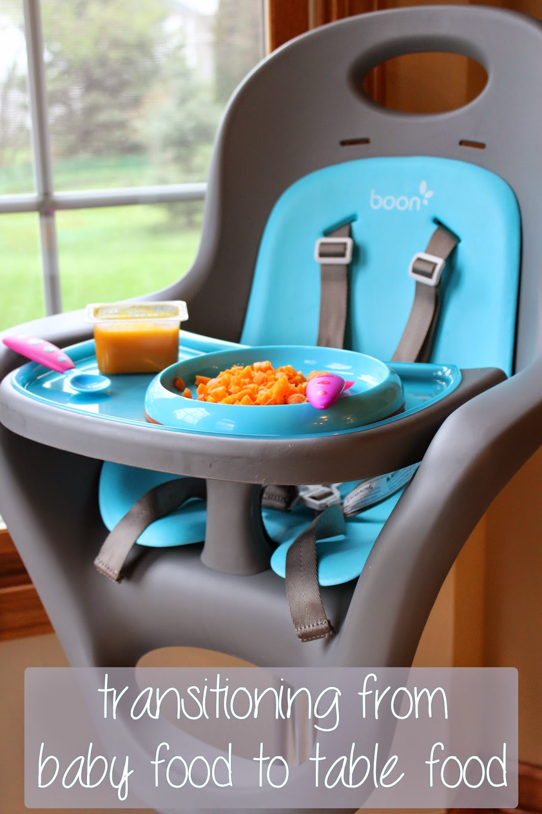 5 Tips for transitioning from baby food to table food #Boon #PLATE #FLAIR #MODWARE #Tableware