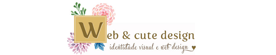 Web + Cute Design por Magda Nascher