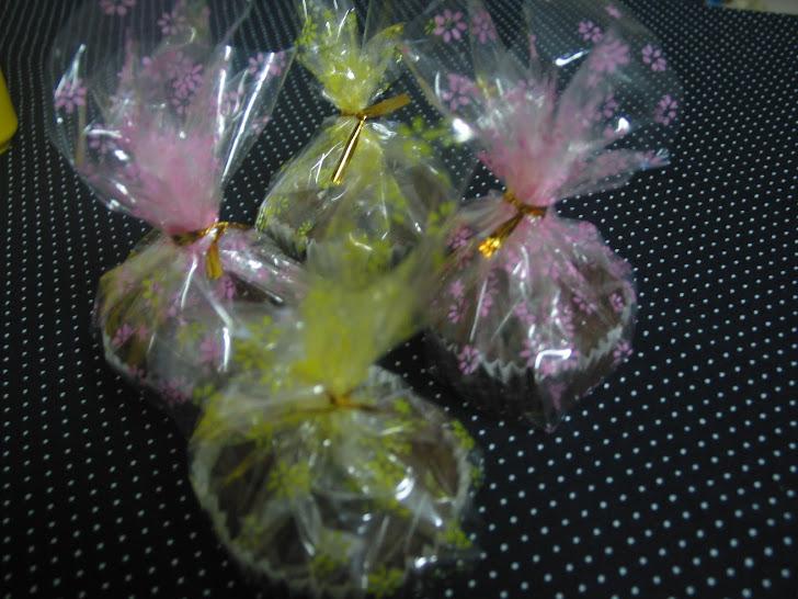 DOOR GIFT Cupcake - Harga bermula dari RM1.50 ke atas