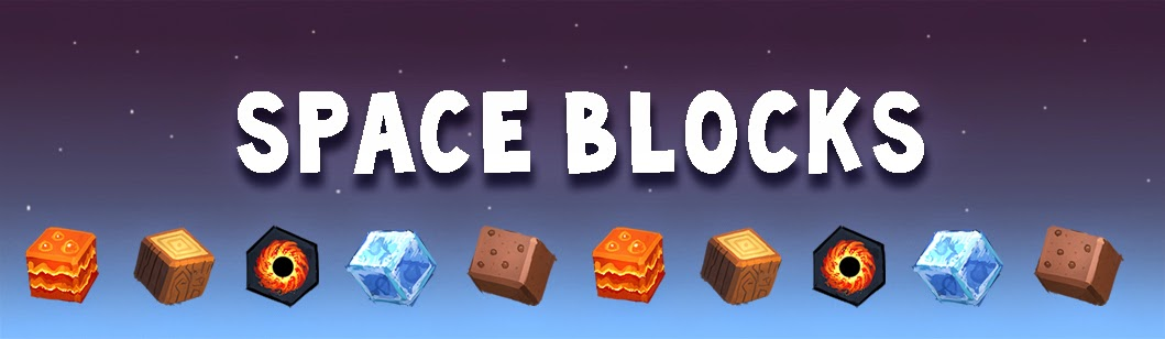Space Blocks Development Blog