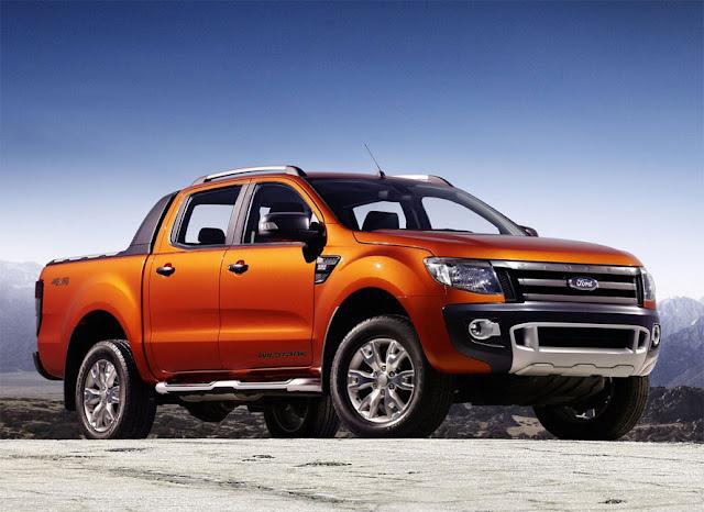 フォードレンジャー・ワイルドトラック | Ford Ranger Wildtrak (T6) (2011-現行)