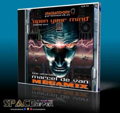 MARCEL DE VAN - OPEN YOUR MIND (Ultimate Megamix by SpaceAnthony)
