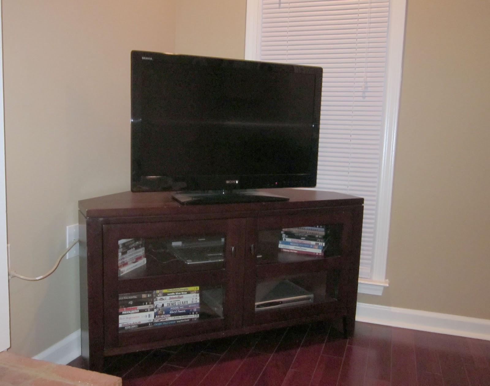 The Murphys Craigslist Find Crate And Barrel TV Stand