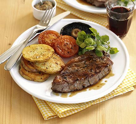 Boneless sirloin steak recipes