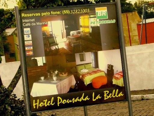 Hotel Pousada La Bella Lavras do Sul