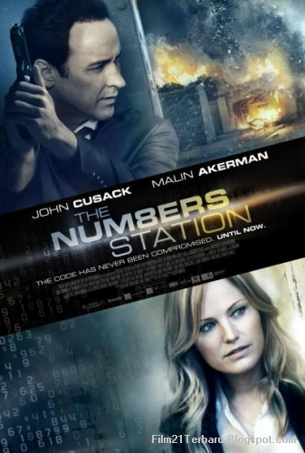 The Numbers Station 2013 Bioskop