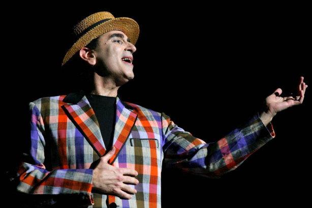 Dal 11 giugno a domenica 14 giugno al Teatro Sala Fontana di Milano va in scena Gran varietà