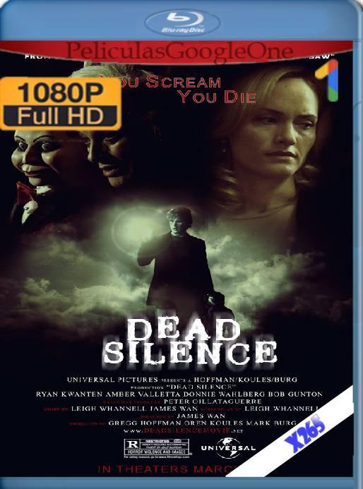 Dead Silence (2007) x265 [1080p] [Latino] [GoogleDrive]