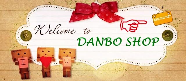 danbo shop người giấy danbo