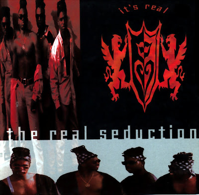 The Real Seduction - Its Real-(Retail)-1993