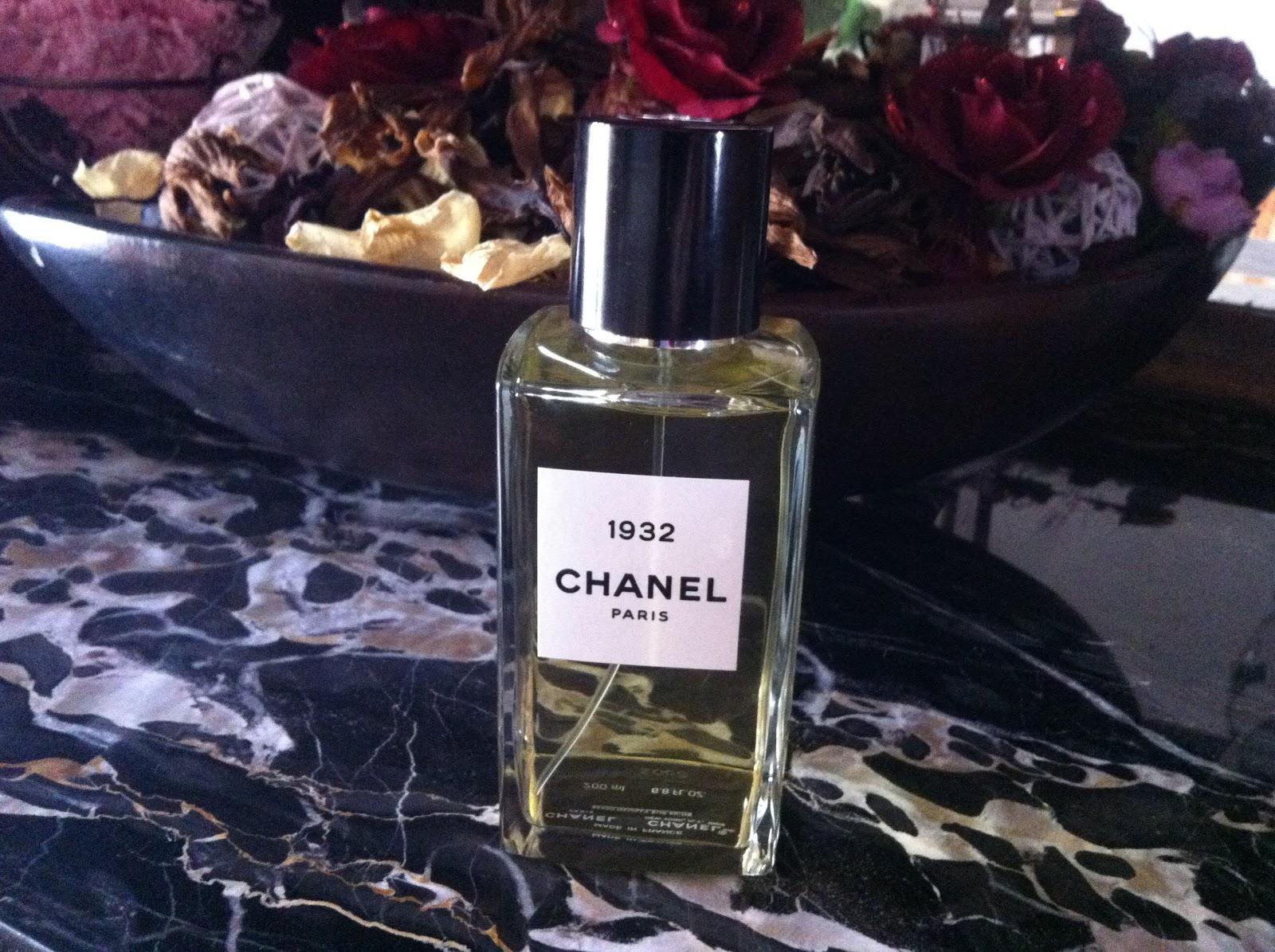 Chanel 1932 profumo les exclusifs la fragranza gioiello for Chanel milano boutique