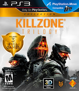 killzone trilogy box Killzone HD & Trilogy