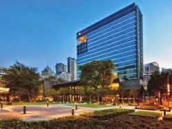 Harga Hotel Bintang 4 di Singapore - Ramada Singapore at Zhongshan Park