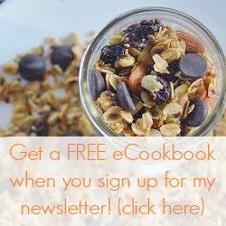 FREE eCookbook!