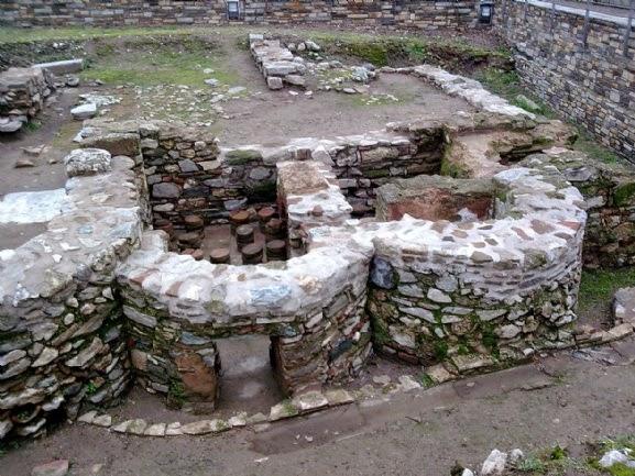 Ξενάγηση στις βυζαντινές αρχαιότητες της Λάρισας