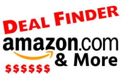 Amazon & More Deal Finder