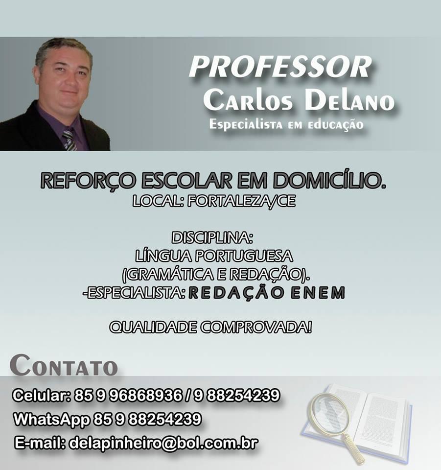 AULAS PARTICULARES DE PORTUGUÊS