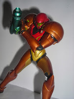 Figma Samus ready for action