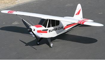 Super J-3 Cub RC Planes Image