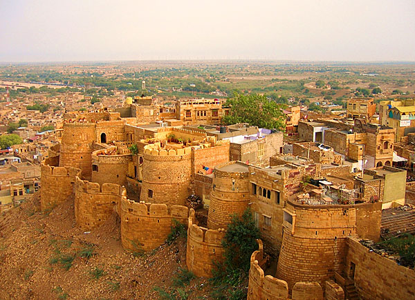 Jaisalmer India  city images : jaisalmer fort location jaisalmer rajasthan built by bhati rajput ...