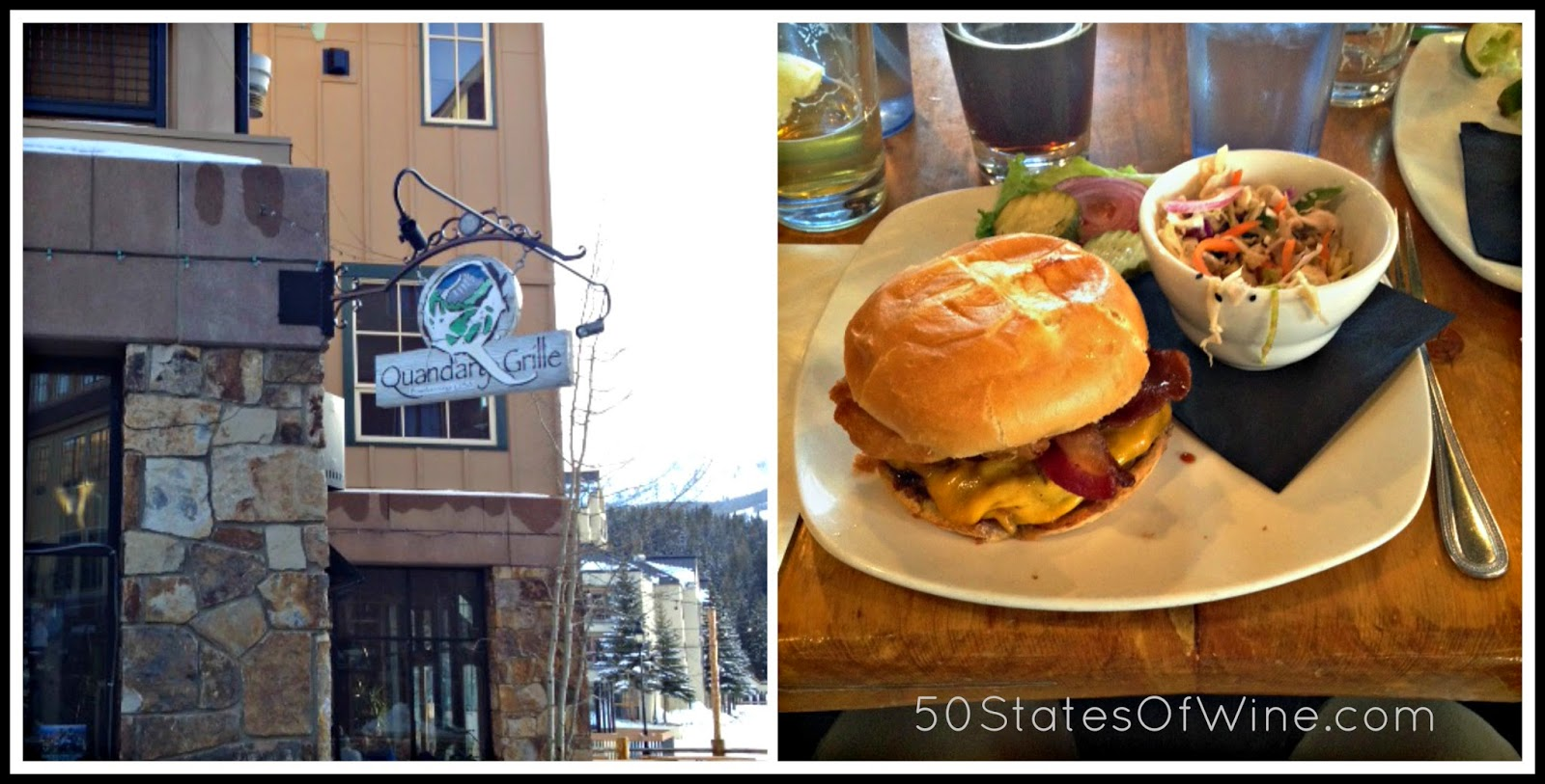 Restaurants in Breckenridge Quandary Grille