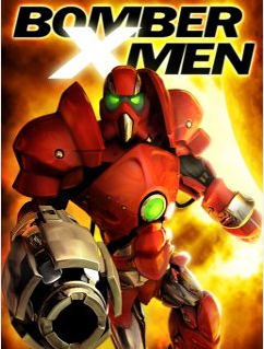 Game Java đặt bom Bomber  Xmen phiên bản 2013