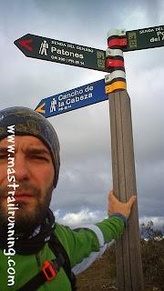 Senda Genaro, Trail Running