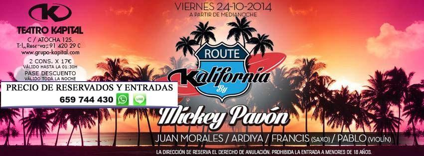 Discotecas gratis madrid 659 74 44 30 whatsapp octubre 2014 for Kapital jueves gratis