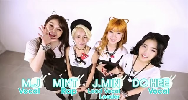 "... dance tutorial video for their latest track, ""Miss You"
