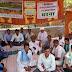 बाड़मेर केयर्न के विरोध में ग्रामीणों का धरना जारी