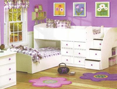 Lindos modelos de camas para habitaci n de ni as moda for Camas nidos para ninas