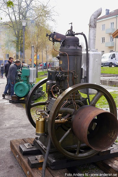 motor, gammal, motor, Säffle, Säfflemotor, Säfflemotorn