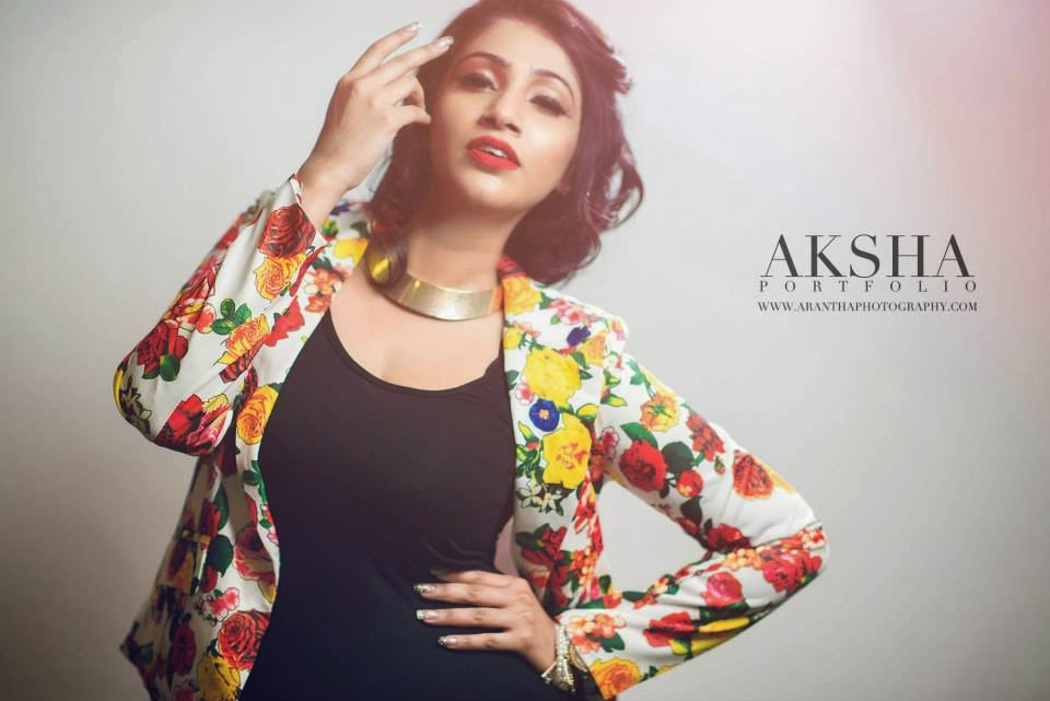 AKSHA PORTFOLIO PHOTO SHOOT
