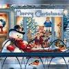 Postales de Navidad con Movimiento 1 (Gifs Animados)