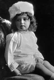 Tsarévitch Alexis Nicolaïevitch de Russie (1904-1918)