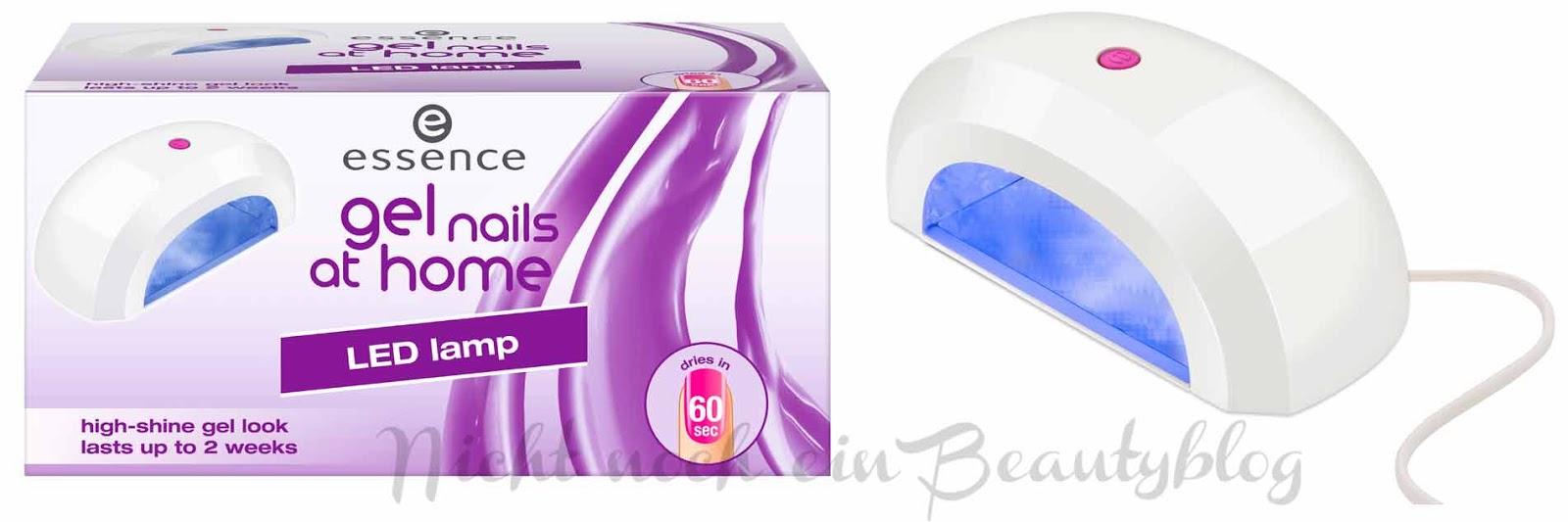 Nicht Noch Ein Beautyblog Preview Essence Gel Nails At Home