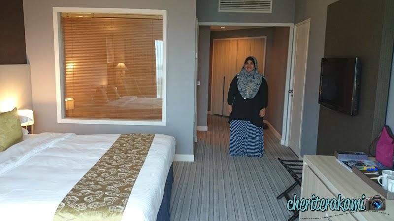 CHERITERA KAMI Thistle Hotel Johor Bahru
