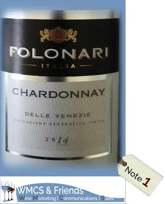 Folonari Chardonnay Venetien 2014/2015