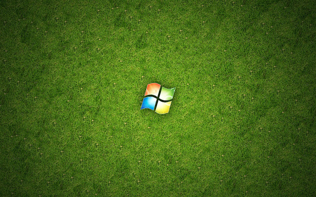 Windows Green Cezarislt Wallpaper