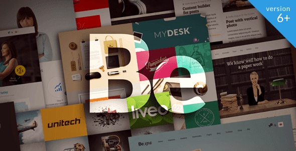 BeTheme v6.7 Responsive WordPress Theme