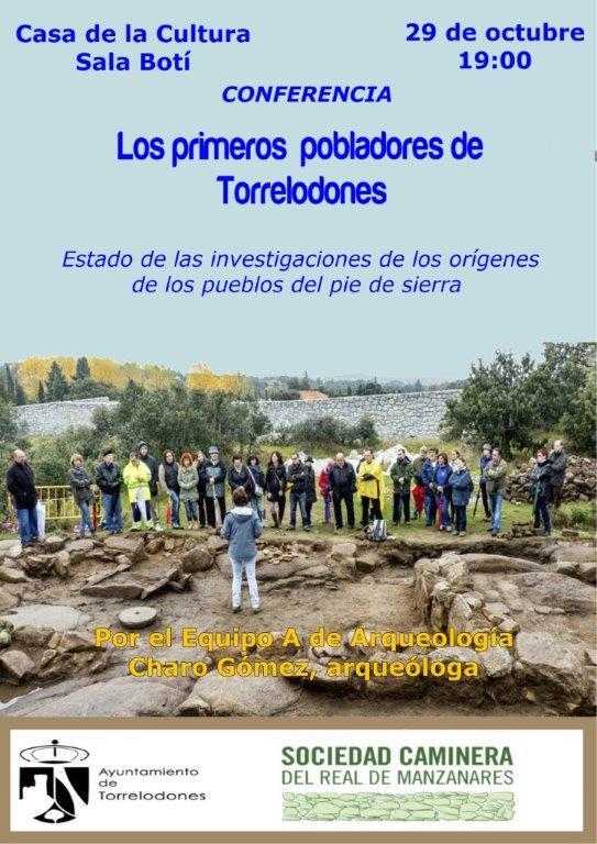 Observatorio del patrimonio de la sierra de guadarrama iii ciclo de charlas camineras los - La casa del libro torrelodones ...