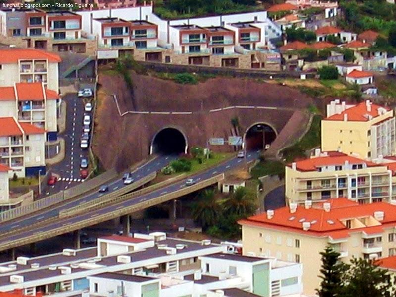 TÚNEL JOÃO ABEL DE FREITAS